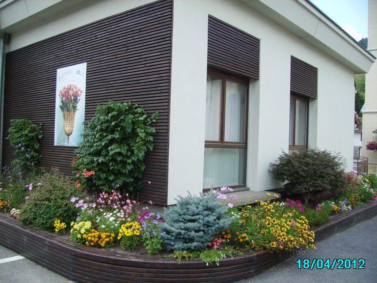 Fleurissement - Mairie de Bussang