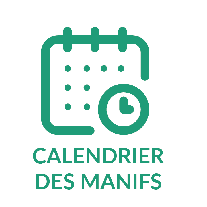 calendrier des manifs