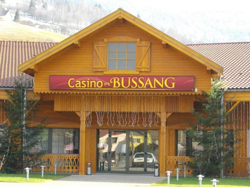 CASINO DE BUSSANG BUSSANG